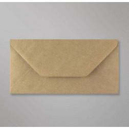 Briefumschläge Vintage Braun Kraft Gerippt