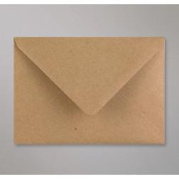 Briefumschläge C6 Kraftpapier