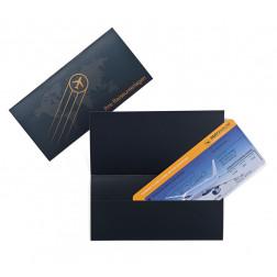 Tickettaschen für Flugticket Boarding Pass