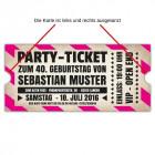 Einadungskarten-originelle-Einladung-ticket-Eintrittskarte--VIP-Vintage-online-selbst-gestalten-30.-40.-50.-60.-Geburtstag-gestanzt-