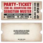 Vintage-Einadungskarten-Party-Einladung-ticket-Eintrittskarte-online-selbst-gestalten-30.-40.-50.-60.-Geburtstag-gestanzt-