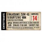 Einladungskarte-Einladung-als-Ticket--30.-40.-50.-60.-Geburtstag-Eintrittskarte-Vintage-Einladungskarten-gestalten-kreativ-originelle 1