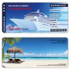 Einladungskarte-Schiff-als-Boardkarte-Kreuzfahrt-Ticket