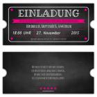 Einladungskarte-Vintage-Ticket-Eintrittskarte-Retro-Einladung-gestanzt-pink