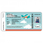 Einladungskarten-Kindergeburtstag-als-Flugticket-Boarding-Pass-mit-Foto