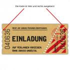 Geburstagseinladung-Kinokarte-Kinoticket-Kinoeintrittskare-Vintage-gestanzt
