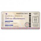 Geburtstagseinladung-Flugticket-Boarding-Pass-Einladung-Geburstag-Ticket-Vintage-Boardkarte-mit-Foto kreativ