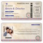 Geburtstagseinladung-Flugticket-Boarding-Pass-Einladung-Hochzeit-Ticket-Vintage-Boardkarte-mit-Foto