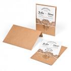 Hochzeitseinladung-Kraftpapier-mit-Spitze-Vintage-lasercut