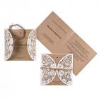 Hochzeitseinladung-Lasercut-Kraftpapier-Optik-Jute-Schnur