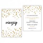 Konfetti-Einladung-farbige-Punkte-beige
