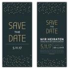 save-the-date-karten-hochzeit-modern-stars-mit-punkten-günstig