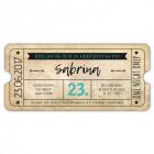Vintage-Einladung-für-30.-40.-50.-60.-Geburtstag-Einladungskarte