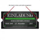 Vintage-Einladungskarten-Ticket-Eintrittskarte-Retro-Einladung-30.-40.-50.-Gebrutstag-Party-Einladung